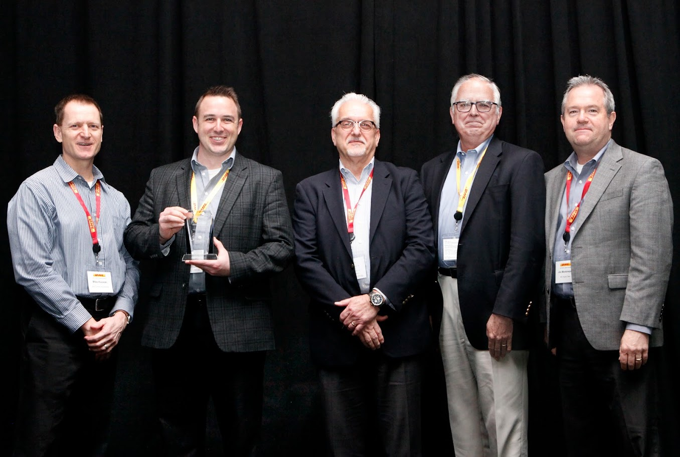 Radiant Clipper Wins Top Intermodal Carrier for DHL Supply Chain